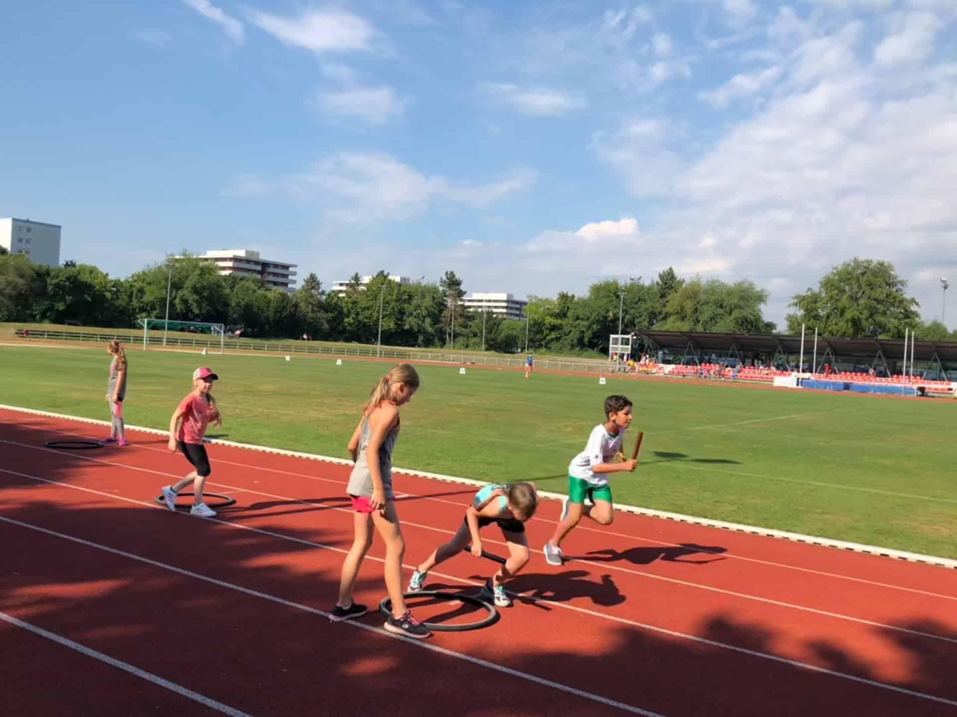 Leichtathletik Regensburg