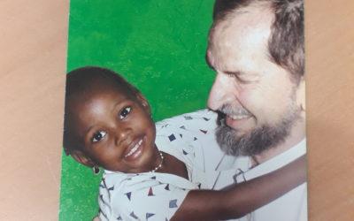 Straßenkinder von Conakry- Spendenübergabe