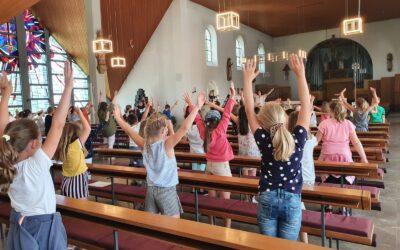 Abschlussgottesdienst in der Kirche St. Konrad